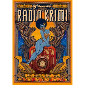 Logo Radio Krimi