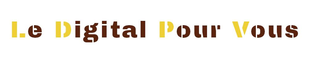 Logo Le Digital Pour Vous header